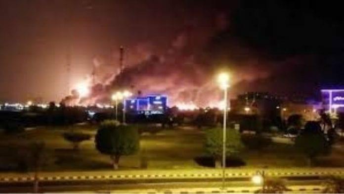 Saudi oil attack, Brent, Abqaiq plant, oilfield