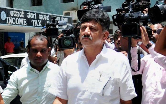 DK Shivakumar, SM Krishna, VG Siddhartha, Income Tax raid, murkey deals, benami properties, black money, hawala transactions