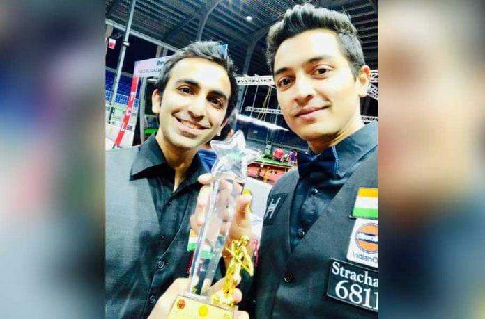 Pankaj Advani, Aditya Mehra, IBSF World Billiards Championship, IBSF World Team Snooker Championship, snooker