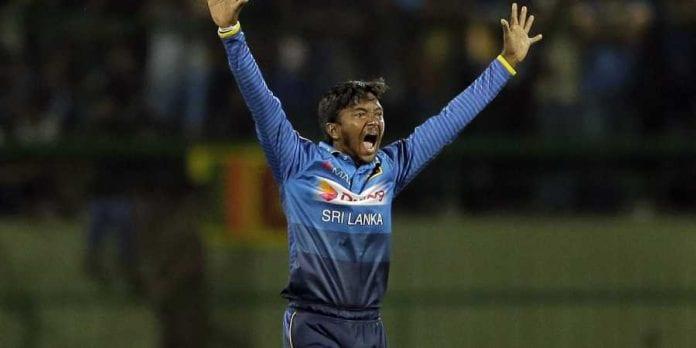 Akila Dananjaya, ICC, one-year ban, Sri Lanka bowler, illegal bowling action, New Zealand, Pakistan tour