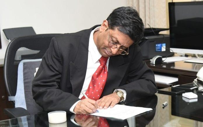 Ministry of Coal, Coal Secretary, Transfer to northeast, transfer, corporate tax,