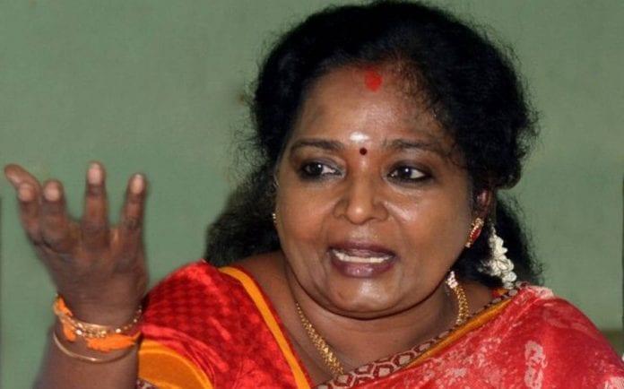 Tamilisai Soundararajan, Kanimozhi, Telangana governor, former president of Tamil Nadu's BJP unit, DMK candidate, Kanimozhi, , Thoothukudi Lok Sabha electionsTamil Nadu