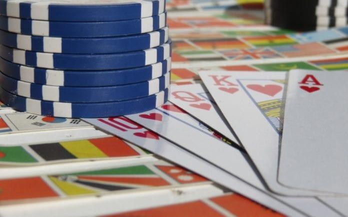 Gambling, poker, cards