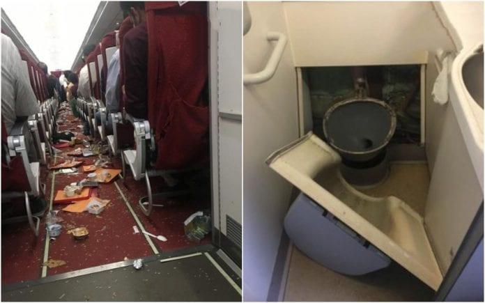 turbulence, 2 Air India planes, New Delhi-Vijaywada, Delhi-Trivandrum, crew members injured, passengers, food trays