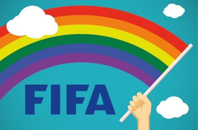 2022 FIFA World Cup, Transgender and gay fans, Qatar, Homosexuality, Nasser al-Khater, Al-Janoub stadium