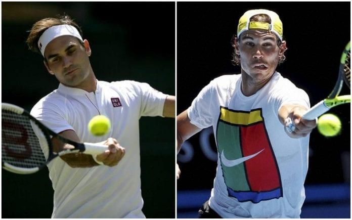 Rafael Nadal, Roger Federer, 48000 tickets, Cape Town exhibition, tennis, Kim Clijsters, Serena Williams