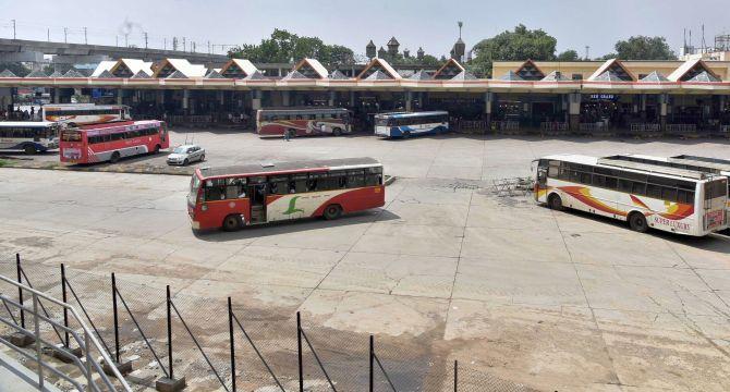 Telangana bus strike, TSRTC, Telangana transport