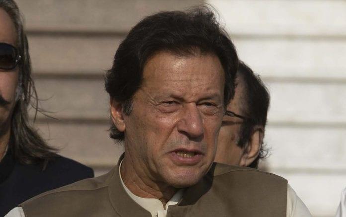 Imran Khan, Kashmir issue, Indo-Pak