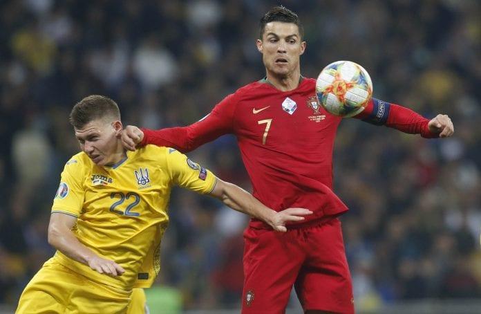 Cristiano Ronaldo, 700th career goal, Portugal, Ukraine, Bulgaria, England, Euro 2020, racial abuse