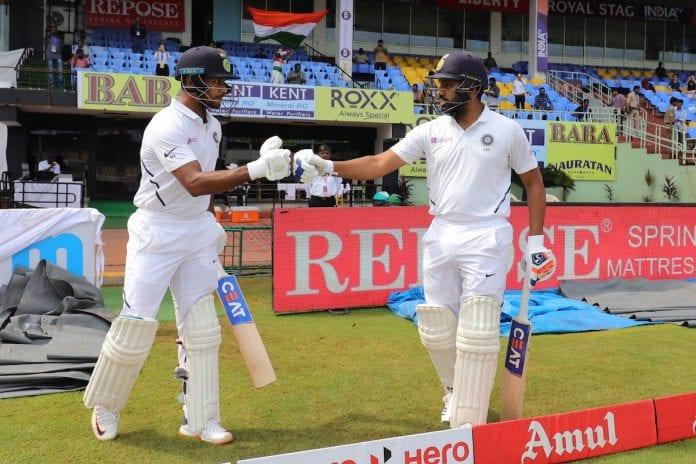 ICC Test Player Rankings, Rohit Sharma, Mayank Agarwal, Virat Kohli, first Test, India, South Africa, South Africa tour of India, Quinton de Cock, ICC World Test Championship, Mohammad Shami, Ravindra Jadeja