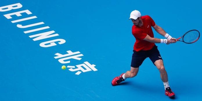 Andy Murray, China open, hip surgery, ATP singles match, Matteo Berrettini