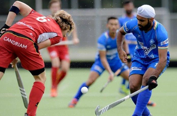 India, Belgium, India tour of Belgium, men's hockey team, Amit Rohidas, Simranjeet Singh, Indian attack, Belgium defence, PR Sreejesh, Felix Denayer