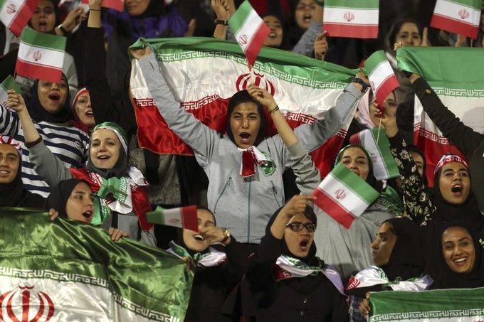 Football, Iran women, 2022 FIFA World Cup qualifier, Iran, Combodia