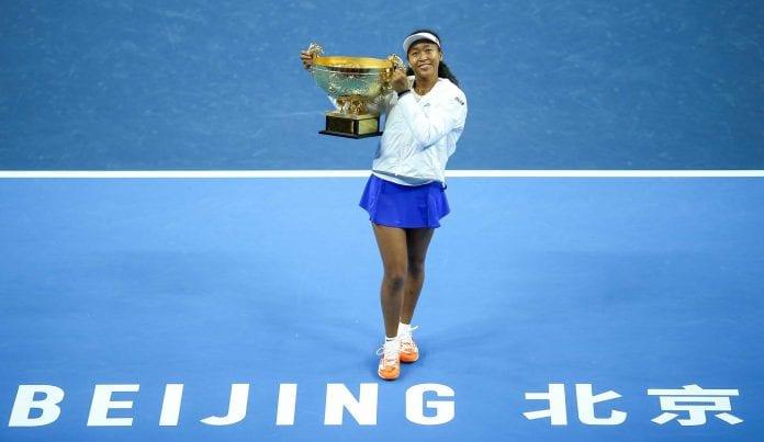 Naomi Osaka, Ashleigh Barty, world number one, China Open, Carolina Wozniacki, world number four, ATP, tennis