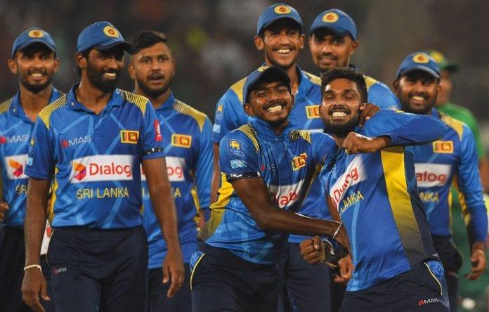 Sri Lanka, Pakistan, second T20, Bhanuka Rajapaksa, Wanindu Hasaranga, Isuru Udana, Lasith Malinga, Sri Lanka tour of Pakistan