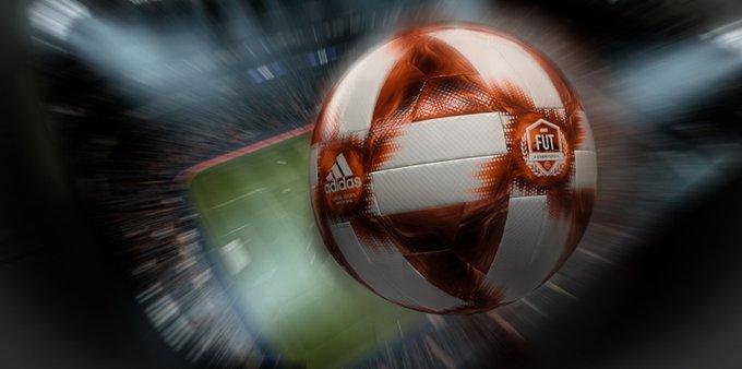FIFA 20 Global Series, EA Sports, Match ball, FUT Champions shield, Adidas
