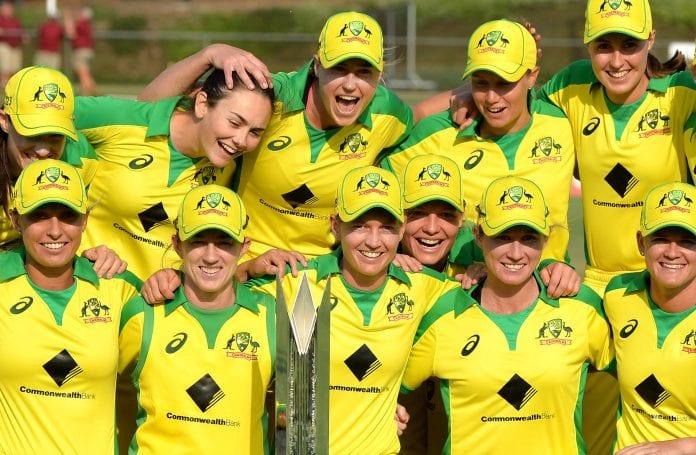 Cricket Australia, International Cricket Council, prize money parity, Australian national women's cricket team, Australian Cricketers Association,