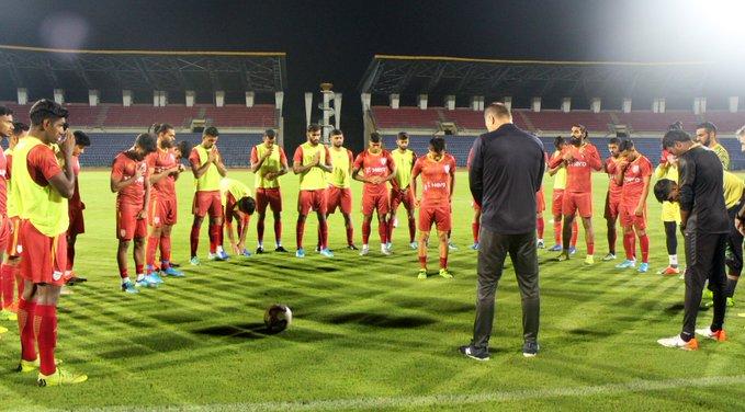 23-member squad, FIFA World Cup qualifiers, football, Igor Stimac, Sunil Chettri, Gurpreet Singh Sandhu,