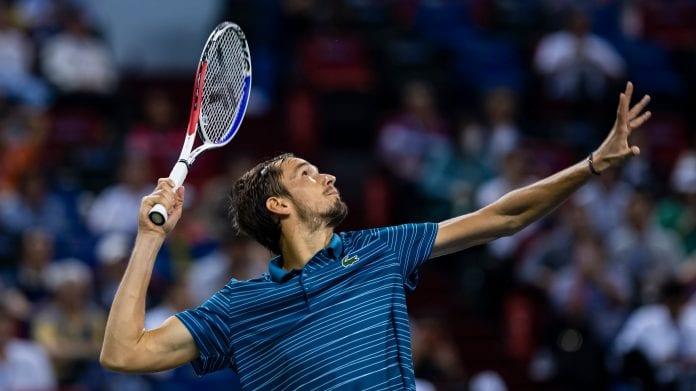 Daniil Medvedev, Alexander Zverev, Stefanos Tsitsipas, Roger Federer, Novak Djokovic, Shanghai Masters, US Open finalist,