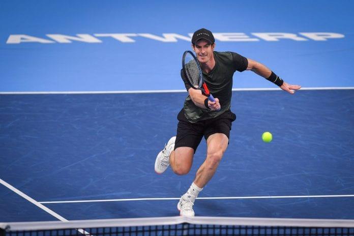 Andy Murray, European Open, career-saving hip surgery, Stan Wawrinka, Ugo Humbert, 2017 Roland Garros