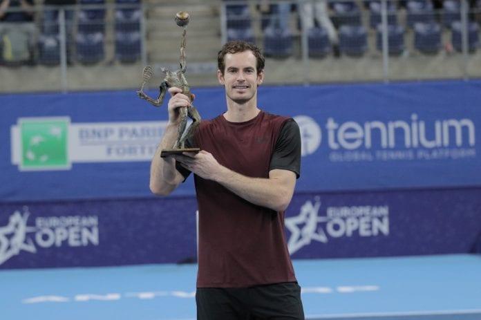Andy Murray, European Open, Stan Wawrinka, career-saving hip surgery