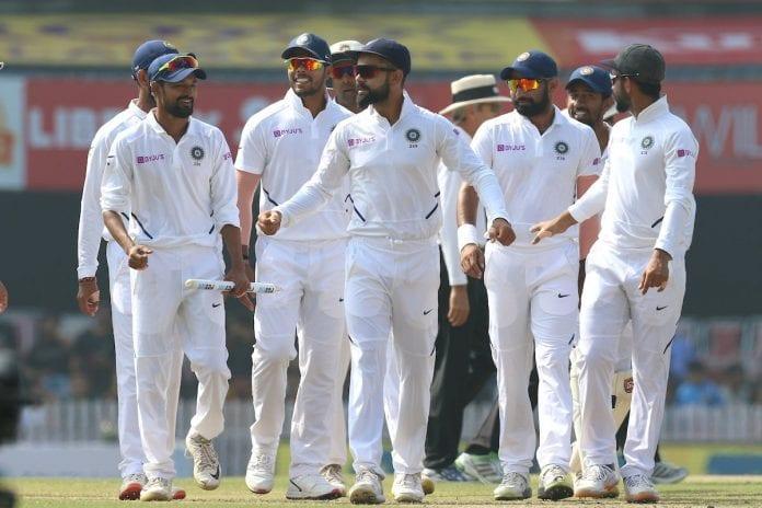 South Africa tour of India, clean sweep, series 3-0, World Test Championship, Virat Kohli, Shahbaz Nadeem, Ravindra jadeja, Umesh Yadav, Mohammad Shami, Ravichandran Ashwin