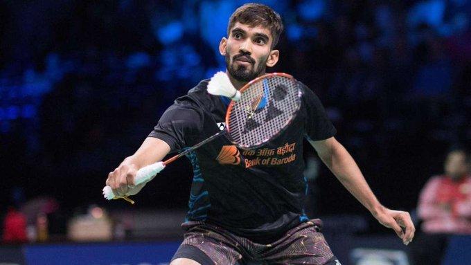 French Open, opening round, Kidambi Srikanth, Parupalli Kashyap, Kento Momota, Sameer Verma, Satwiksairaj Rankireddy, Chirag Shetty