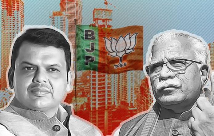 Maharashtra polls, Haryana polls, Devendra Fadnavis, Manohar Lal Khattar