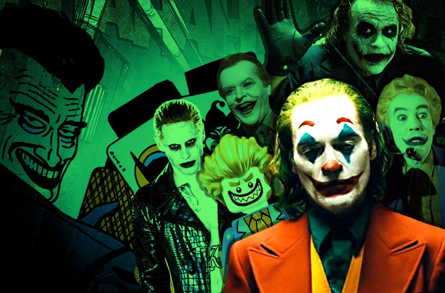 The Best Joker Pics  PNG
