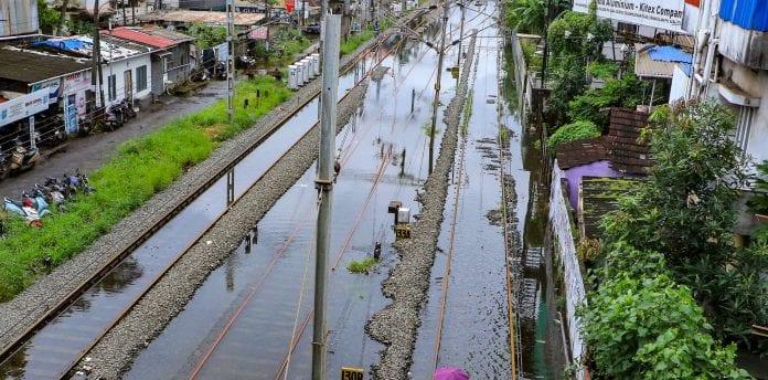 rains, rainfall, red alert, orange alert, Indian Meteorological Department, IMD, Kerala, 5 districts, Alappuzha, Ernakulam, Thrissur, Thiruvananthapuram, Idukki, fishermen