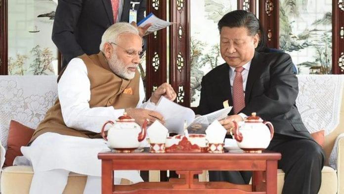 Modi Xi Imran