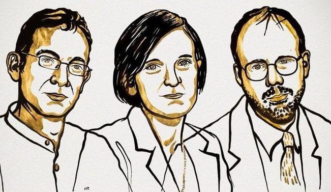 Nobel Prize, Economics, Abhijit Banerjee, Esther Duflo, Michael Kremer