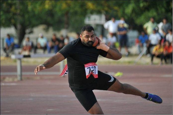 shot-putter, Tejinder Pal Singh Toor, 1500m runner, Jinson Johnson, World Athletic Championships, Asian games gold medallist duo