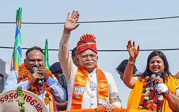 Haryana assembly elections, Harya elections, Manohar Lal Khattar