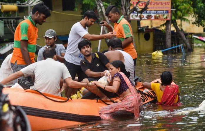 Bihar floods, Nitish Kumar, Tejashwi Yadav