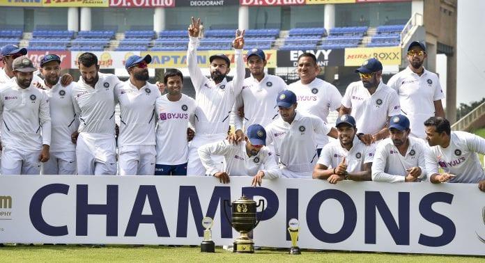 World Test Championship, South Africa tour of India, Bangladesh tour of India, Sri Lanka, New Zealand