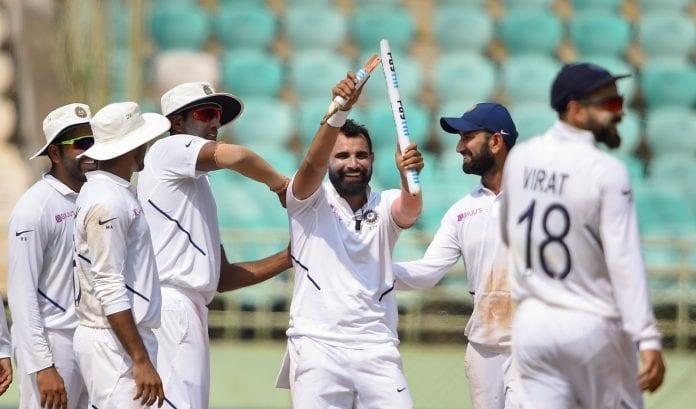 India, South Africa, South Africa tour of India, first Test, Mohammad Shami, Ravindra Jadeja, Ravichandran Ashwin, Rohit Sharma, Mayank Agarwal, World Test Championship
