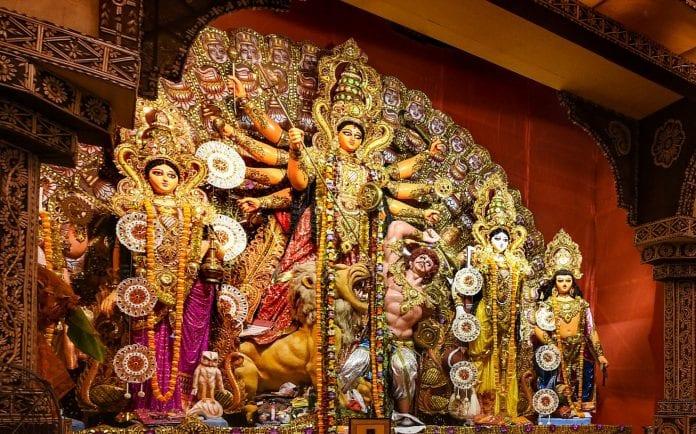 Durga Puja, Navaratri, Navratri, Bhatpara