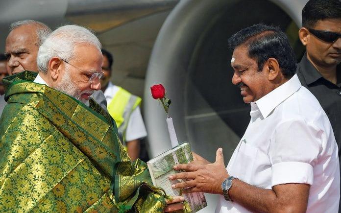 Bypolls in Tamil Nadu, AIADMK, Edappadi K Palaniswami