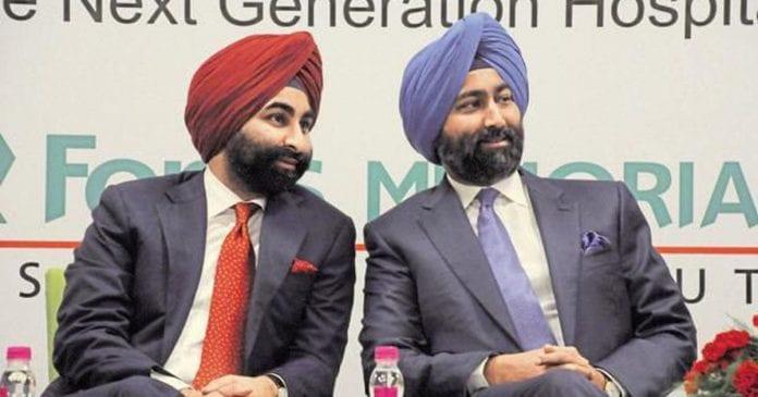 Shivinder Singh, Malvinder Singh, Ranbaxy, Fraud, Fraud case, Fortis Healthcare