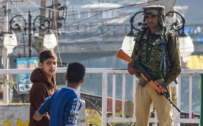 Kashmir issue, grenade attack, Terrorist attack