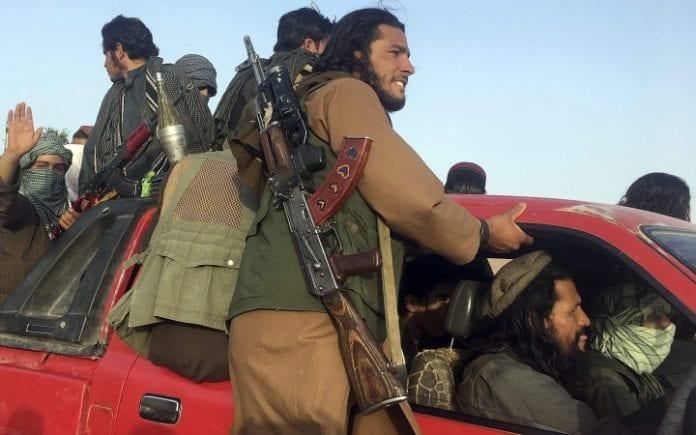 Taliban, Taliban attack