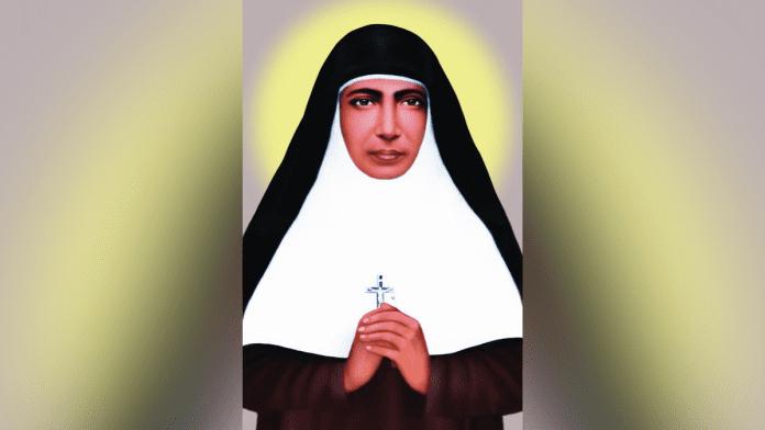Mariam Thresia, saint, sainthood, Pope Francis, Vatican City, October 13, Mariam Thresia Chiramel Mankidiyan, sisterhood, social service, mystical gifts