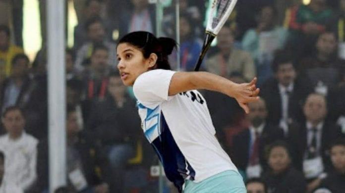 Joshna Chinappa, squash, World Squash Championship, CIB PSA Women's World Championship, Nour El Sherbini