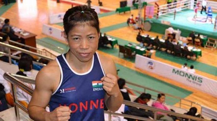 Nikhat Zareen, Mary Kom, Sports Minister Kiren Rijiju, Boxing Federation of India