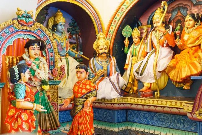 Navaratri, Golu, Kolu, Bomma Koluvu, Gombe Habba, Navratri, Durga Puja