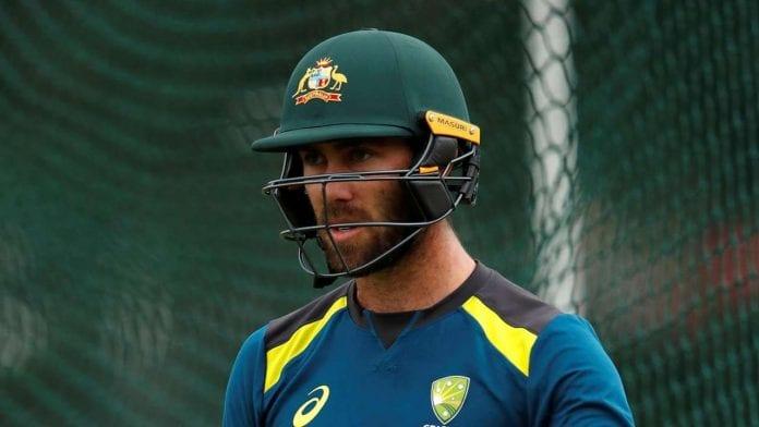 Glenn Maxwell, Cricket Australia, Mental Health, All-rounder, Australia v Sri Lanka