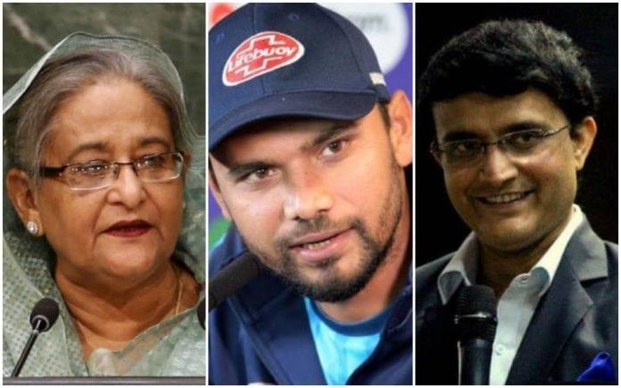 Bangladesh cricketers strike, Bangladesh tour of India, Prime Minister Sheikh Hasina, BCCI president, Sourav Ganguly, Mashrafe Mortaza, Bangladesh Cricket Board, Bangladesh Premier League, Cricket's global players'