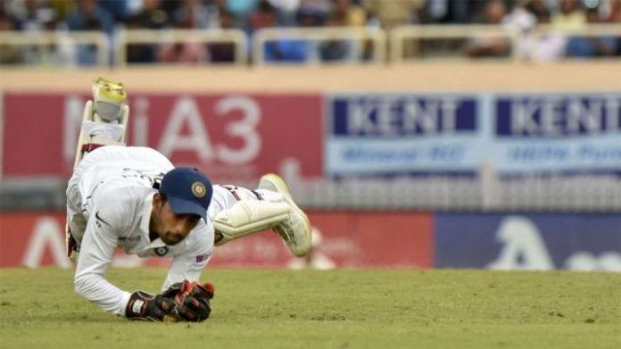 Wriddhiman Saha, Ravichandran Ashwin, Rishabh Pant, wicketkeeper, South Africa tour of India, third Test, day three