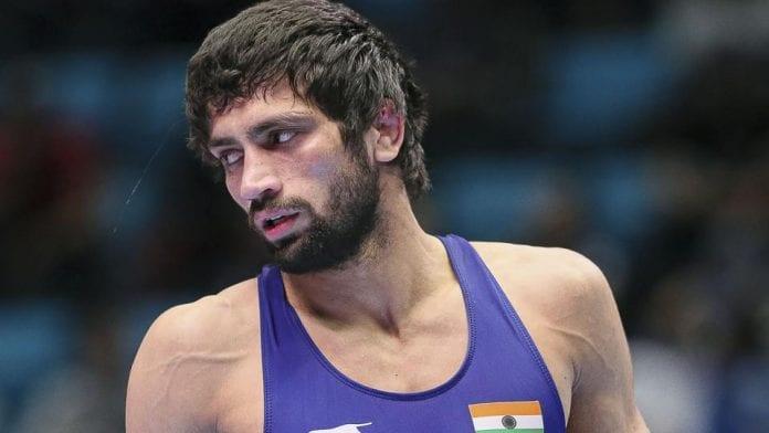 TOPS, Ravi Dahiya, Sakshi Malik, wrestlers, SAI, Olympic cell, World Championships